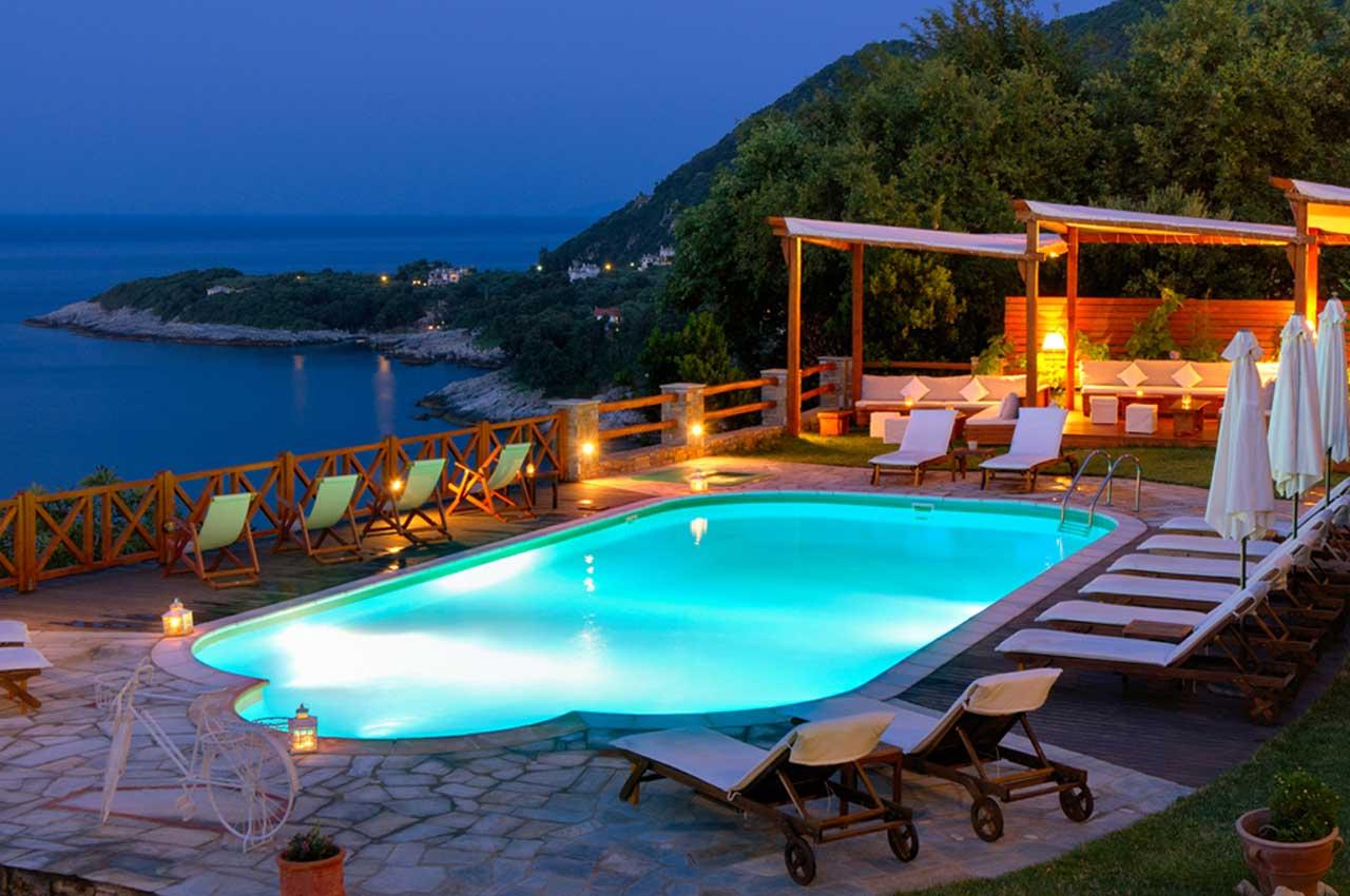 Ξενοδοχείο στο Πήλιο Ι Agapitos Villas & Guesthouses